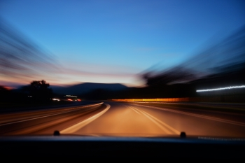 Tired Driving is a significant risk for a California Auto